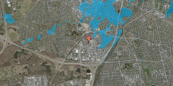 Oversvømmelsesrisiko fra vandløb på Ejbyholm 33, 2600 Glostrup