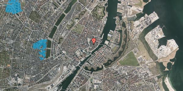 Oversvømmelsesrisiko fra vandløb på Tordenskjoldsgade 19A, 1055 København K