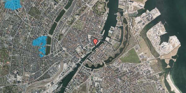 Oversvømmelsesrisiko fra vandløb på Tordenskjoldsgade 34, 1055 København K