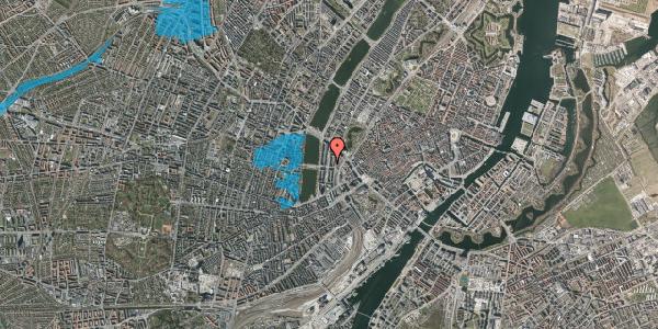 Oversvømmelsesrisiko fra vandløb på Nyropsgade 27, 1602 København V