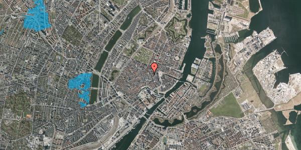 Oversvømmelsesrisiko fra vandløb på Antonigade 10, 1106 København K