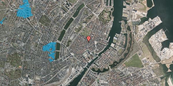 Oversvømmelsesrisiko fra vandløb på Kronprinsensgade 8, 4. tv, 1114 København K