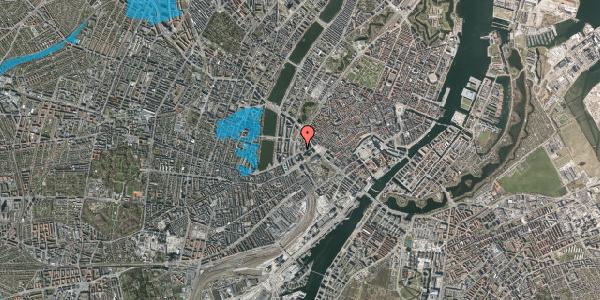 Oversvømmelsesrisiko fra vandløb på Axeltorv 6, 2. tv, 1609 København V