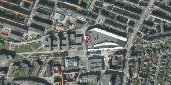 Oversvømmelsesrisiko fra vandløb på Solbjerg Plads 2, 2000 Frederiksberg