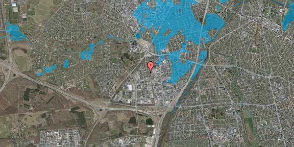 Oversvømmelsesrisiko fra vandløb på Ydergrænsen 59, 2600 Glostrup