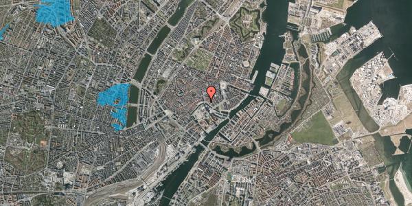 Oversvømmelsesrisiko fra vandløb på Ved Stranden 19, 1061 København K