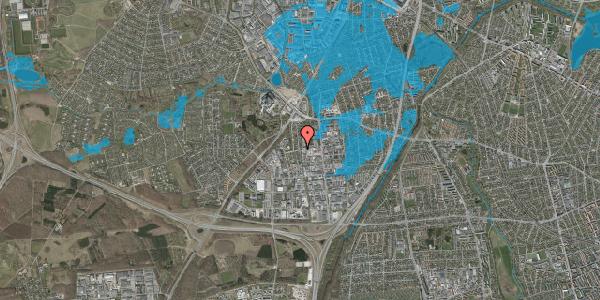 Oversvømmelsesrisiko fra vandløb på Ydergrænsen 29A, 2600 Glostrup