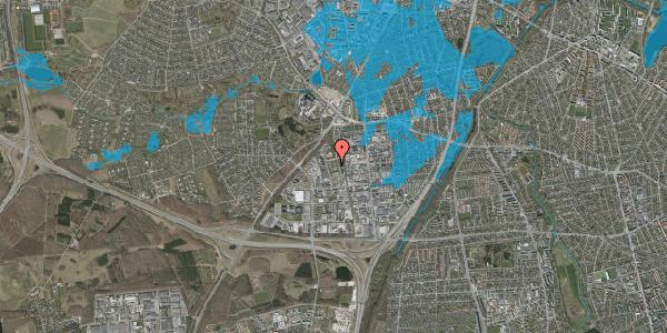 Oversvømmelsesrisiko fra vandløb på Ejbyholm 41, 2600 Glostrup