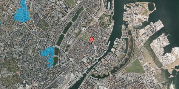Oversvømmelsesrisiko fra vandløb på Ny Østergade 26, 1101 København K
