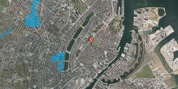 Oversvømmelsesrisiko fra vandløb på Gothersgade 115, 1. , 1123 København K