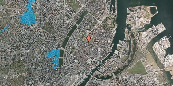 Oversvømmelsesrisiko fra vandløb på Gothersgade 99, 1123 København K