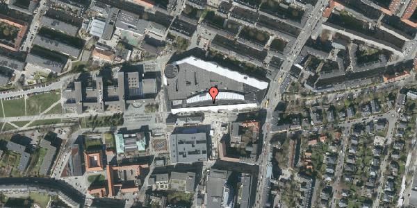 Oversvømmelsesrisiko fra vandløb på Solbjergvej 2D, 2000 Frederiksberg