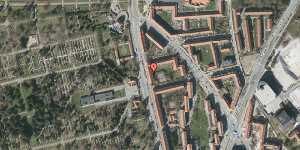 Oversvømmelsesrisiko fra vandløb på Frederiksborgvej 118C, 2400 København NV