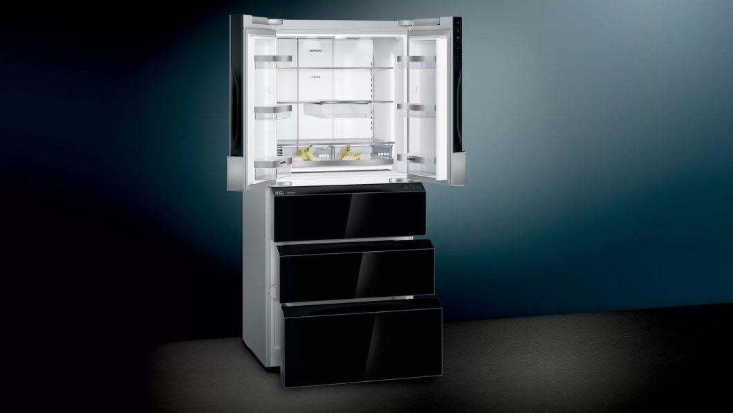 Side by side koelkast