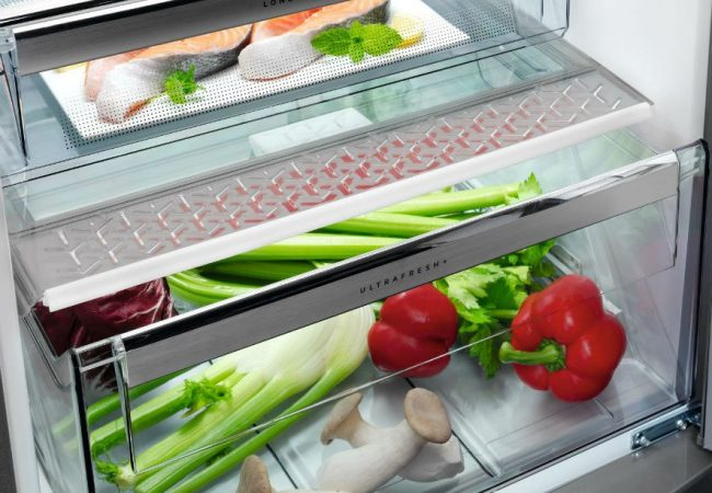 Tastelock aeg koelkast