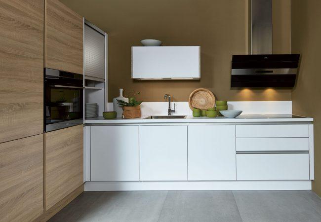 Kleine keuken hoek