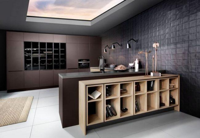 Wouw nieuwe keuken