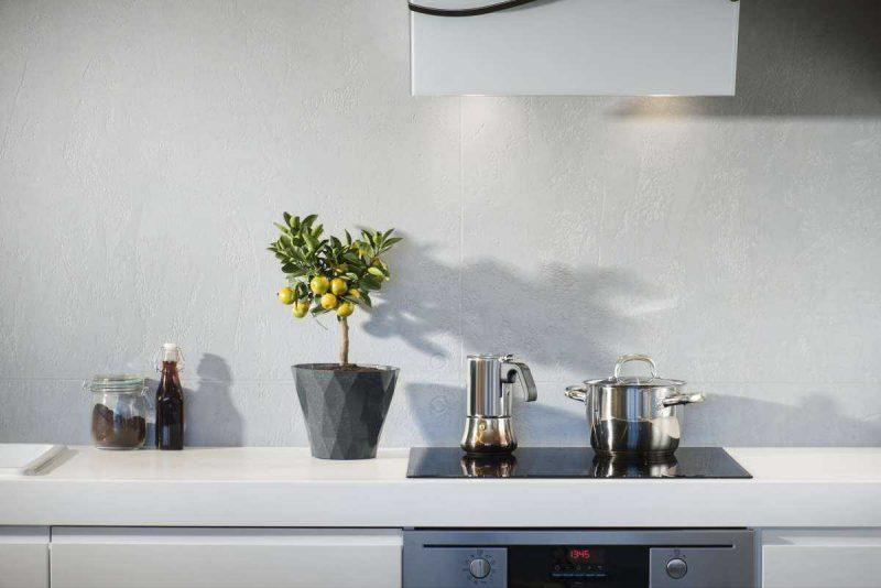 Kunststof keukenbladen