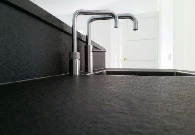 Graniet keukenbla