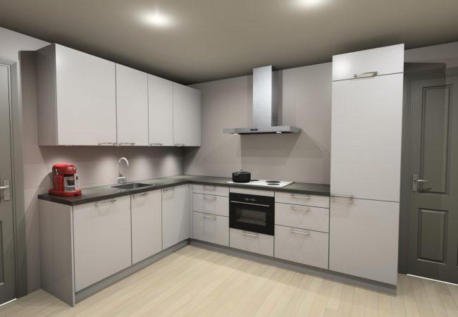 Bestaande keuken renoveren