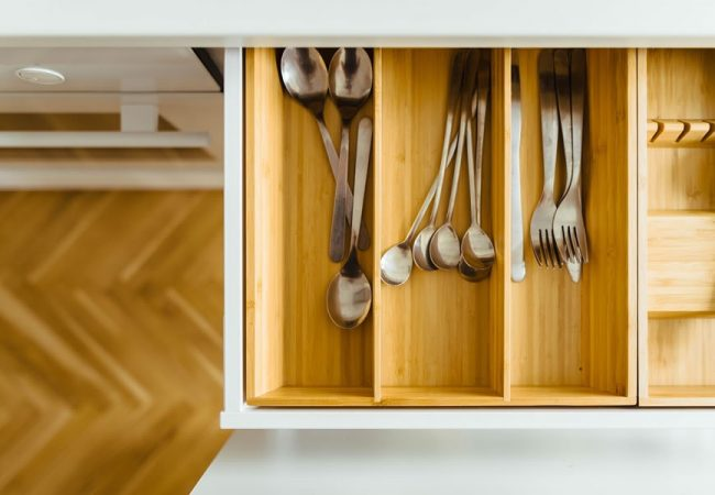 Keukenkastjes opknappen