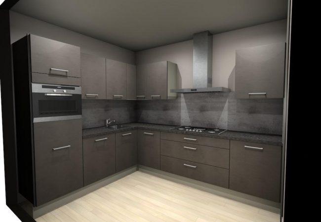 Keukens breda