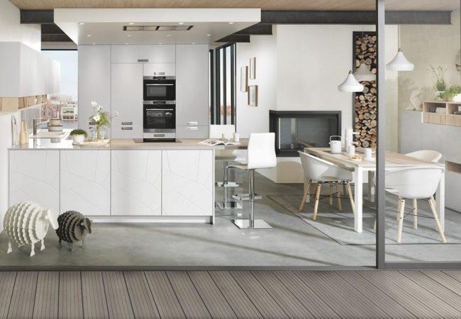 Complete moderne keuken