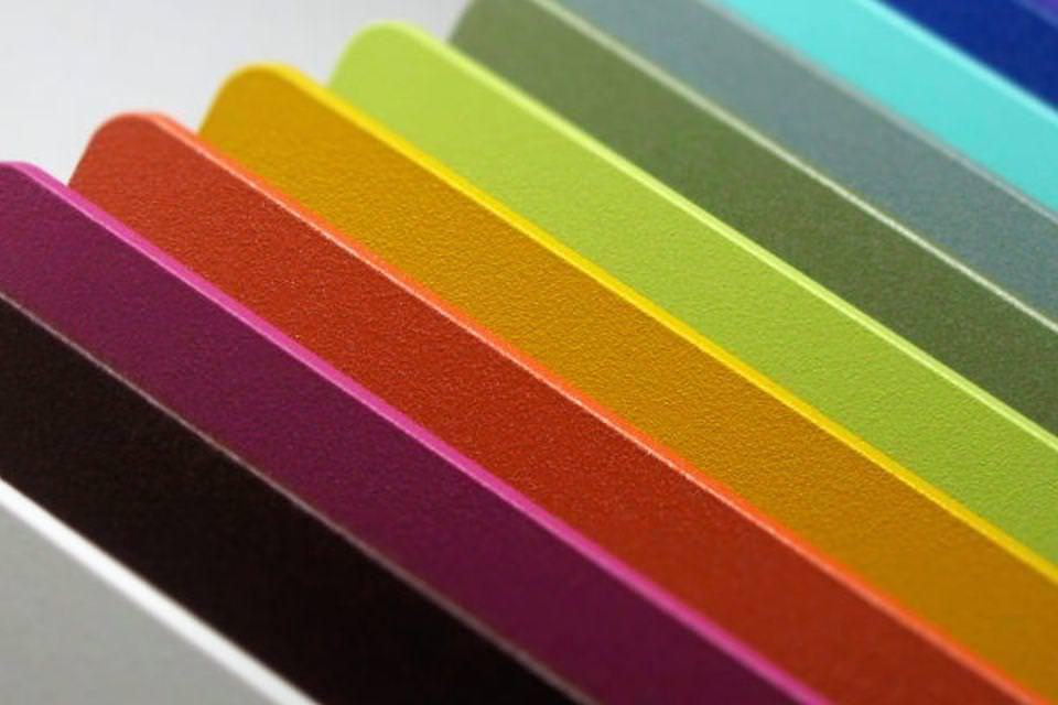 Bokmerk-kleuren