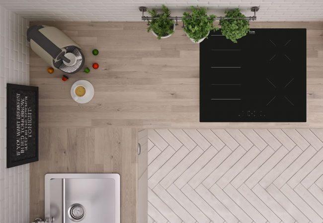 Etna kookplaten