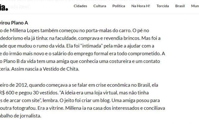 Jornal de Brasília mostra empresas que inspiram