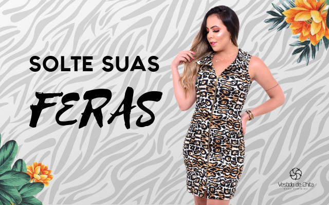 Clássico e atemporal: animal print