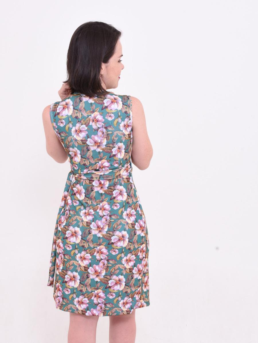 vestido soltinho
