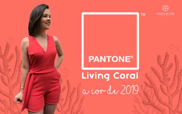 Living Coral: a cor energizante de 2019