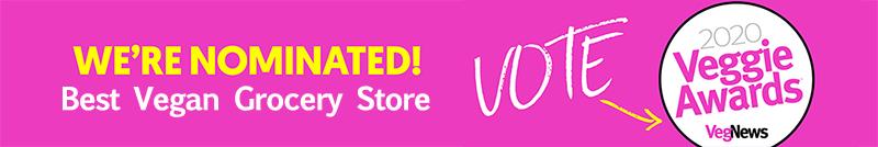 VeggieAwards Nominee Best Vegan Grocery Store