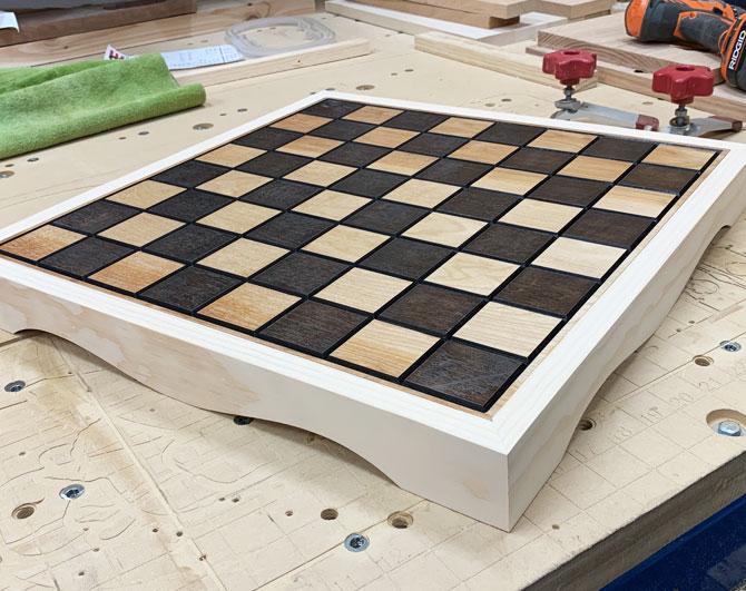 Dave's Checkerboard