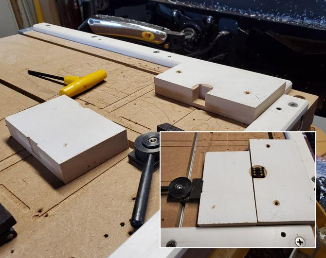 Scott's Backgammon Board