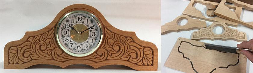 Distingue Mantle Clock