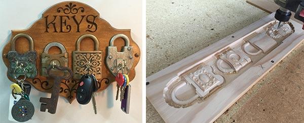 Gate Keeper's Key Holder