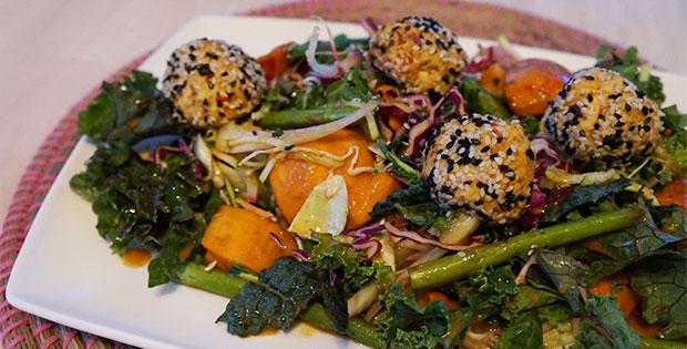 Buddah Jewels Salad