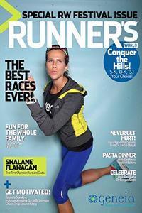 Run to the Finish Amanda Brooks