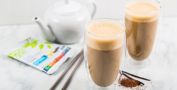 Warm Rooibos Tea Shake