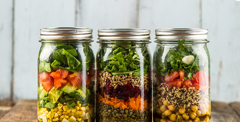 Mason Jar Salads Profile