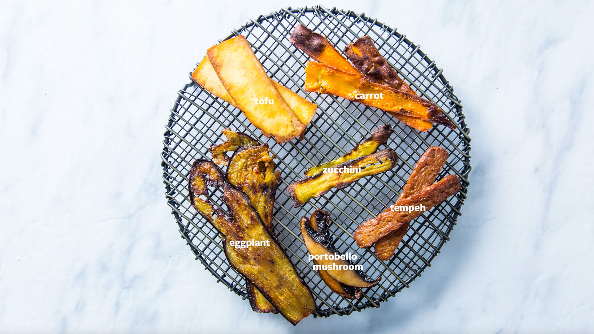 types of vegan bacon