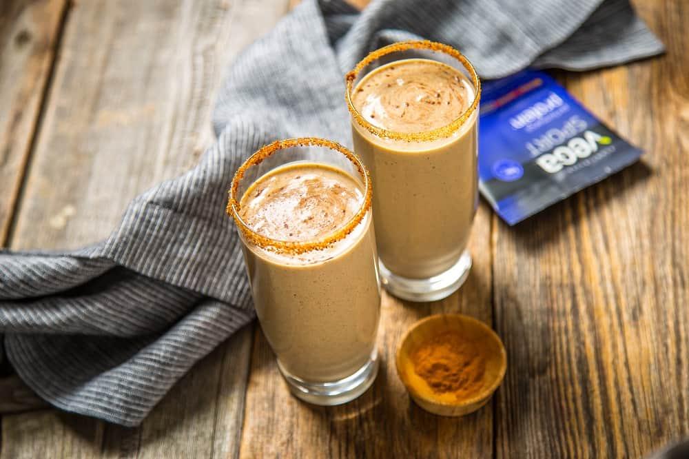 Churro Protein Shake