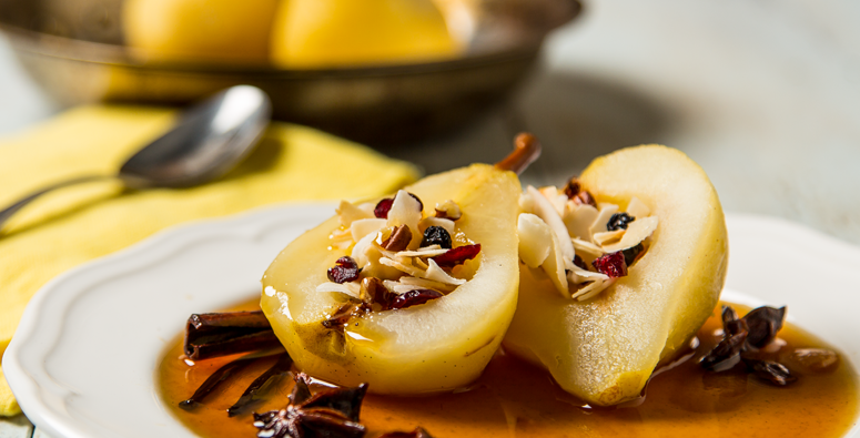 Pecan-Poached-Pears