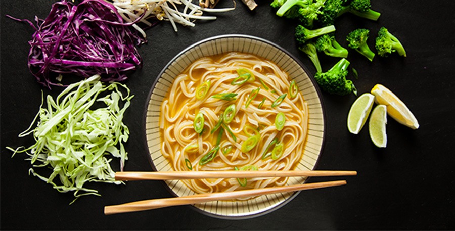 vegan pho recipe