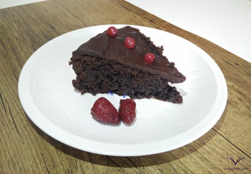 Trozo de tarta listo paradisfrutar
