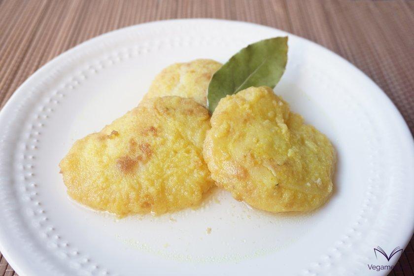Pickled potatoes