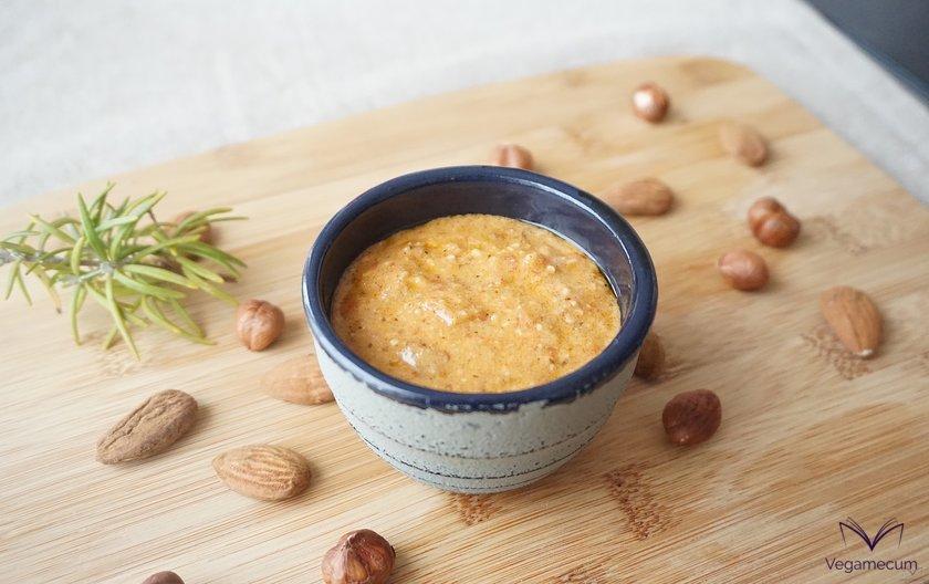 Traditional romesco sauce