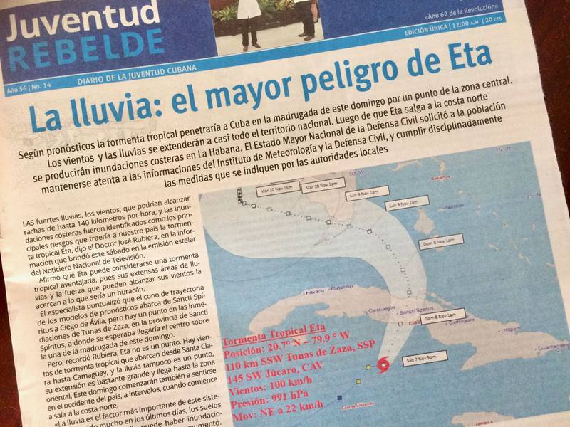 Current situation in Cuba, Havana and Local news. #1